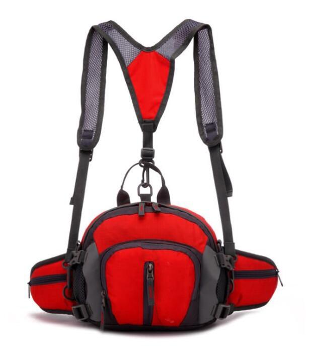 PK014 訂造登山腰包款式   設計多功能腰包款式    行山  自訂腰包款式   腰包生產商