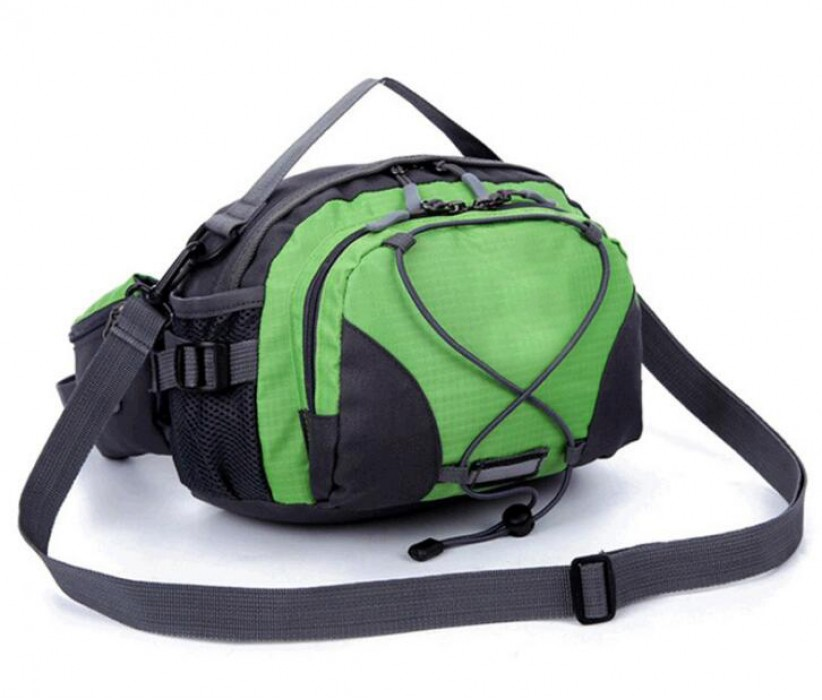 PK017 設計運動腰包款式   訂做跑步腰包款式  行山    自訂腰包款式   腰包製衣廠
