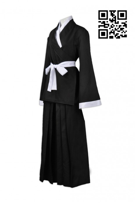 CP006  設計日本劍道服  訂購劍道cosplay  女武士 角色扮演 戲劇 度身訂造cosplay  cosplay專門店 和風