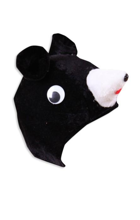 CP012  訂造動物表演頭飾  網上下單cosplay服飾  來樣訂造動物帽  cosplay製衣廠