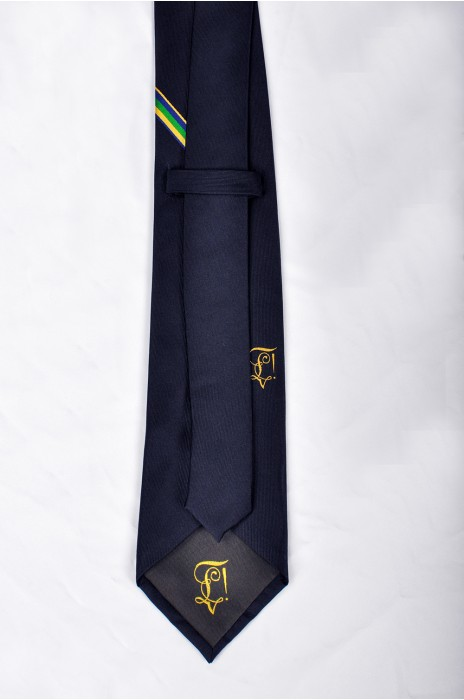 BT019 訂造度身領呔款式   社呔 製作繡花LOGO領呔款式   自訂真絲領呔款式   領呔hk中心