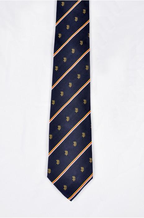 BT023 訂造時尚領呔款式   設計真絲領呔款式  中學校帶  真絲領帶 製作LOGO領呔款式   領呔專門店