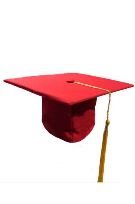SKMB04 製作成人禮帽 畢業典禮 學位博士學士帽 碩士帽 畢業帽製衣廠