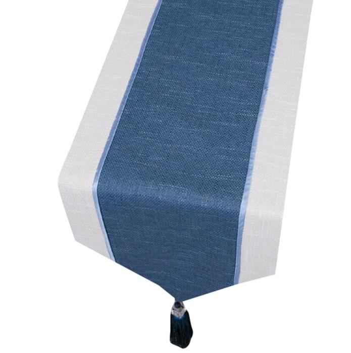 SKTR002 製作現代簡約桌旗款式  訂造古典桌旗款式   自訂棉麻桌旗款式  酒店桌巾 長桌巾 旗巾 桌旗專營  桌旗價格
