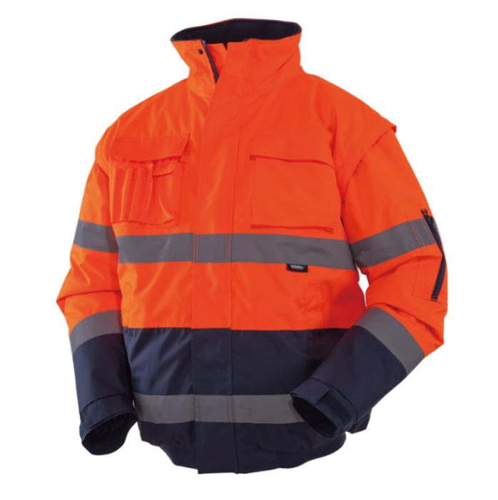 SKRC004  網上下單加厚外套  來樣訂造反光外套 大量訂造反光外套 反光外套製造商  反光外套價格
