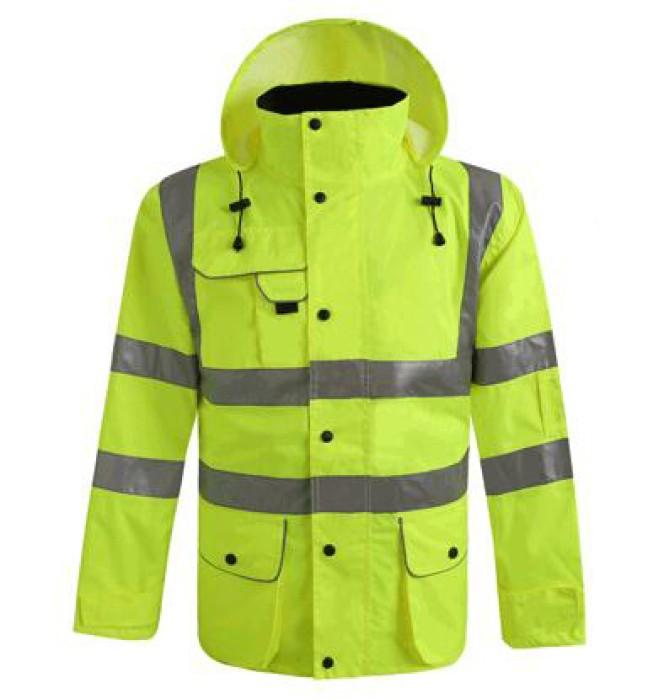 SKRC007 自訂雨衣反光外套款式   製造安全反光外套款式   訂做交通反光外套款式   反光外套中心  反光外套價格