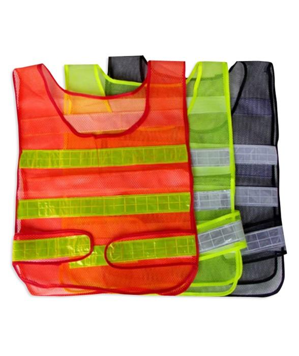 SKVT007  訂購施工反光衣  製作環衛反光馬甲  設計反光背心安全服  反光背心製造商