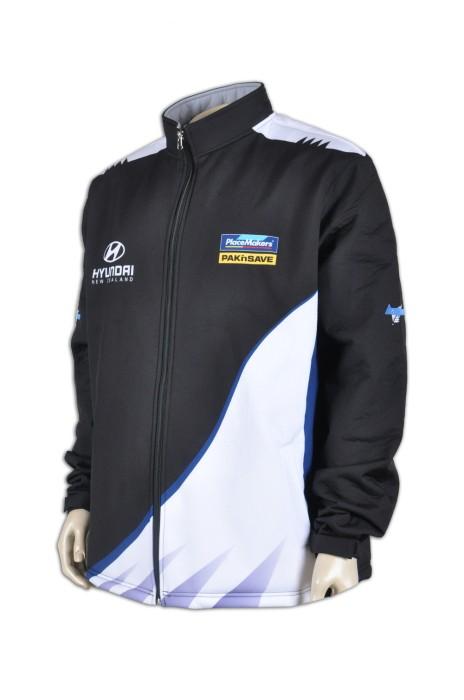 J567 量身訂做熱升華外套  專業設計外套款式   團體熱升華風褸   熱升華供應商HK