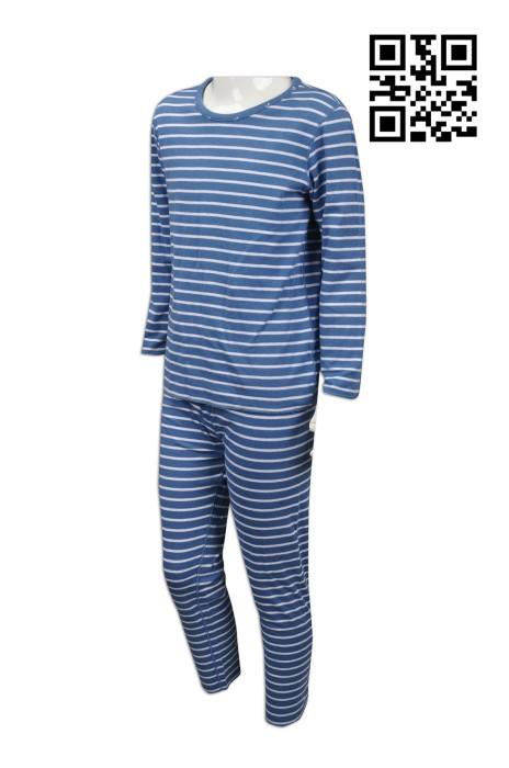 FA333 訂製個性時裝款式   設計套裝時裝款式  童裝腄衣 橫間  自訂條紋時裝款式   時裝工廠
