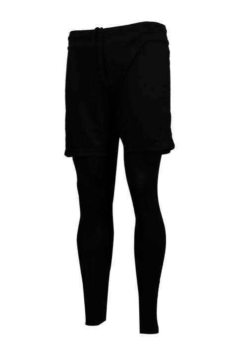 U320 訂製女裝運動褲 網眼布 運動褲生產商 路跑褲