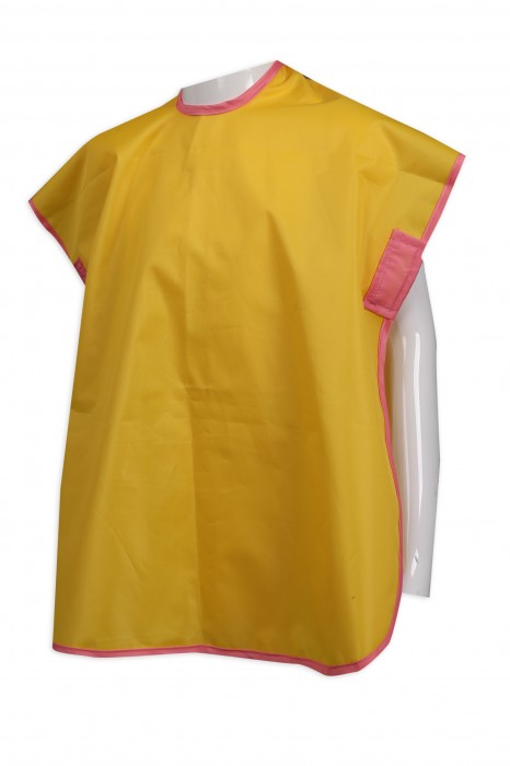 AP135 訂製兒童圍裙  畫廊 100滌 HK 圍裙製造商