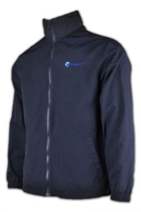 SE048 訂製保安制服風褸 自訂款式 團購制服 公司制服批發商