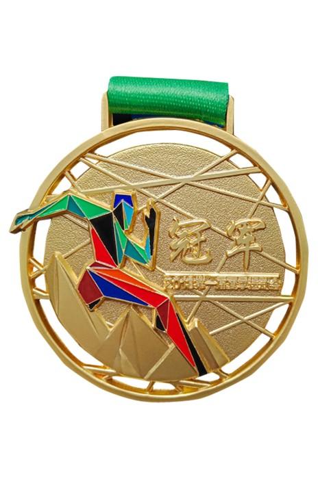BGE008  訂做馬拉松獎牌章 運動會徒步比賽金屬掛牌 競步 金牌獎章