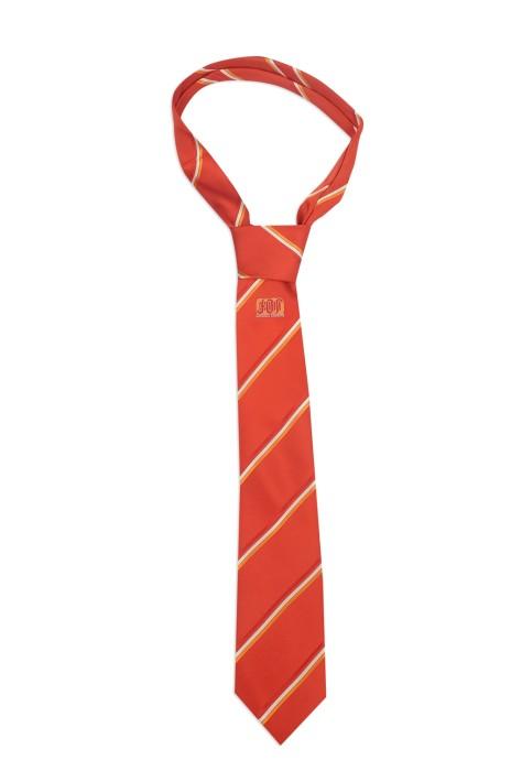 TI156 印製條紋領帶款式 網上訂購真絲領帶 訂造LOGO領帶 香港 製作領帶生產商