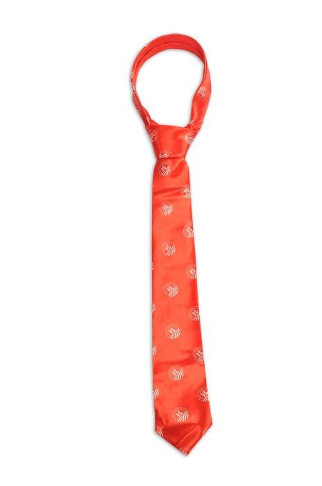 TI169  訂造全條印花領帶 仿絲領帶 領帶製衣廠