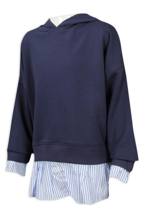 KD071 訂做童裝連帽衛衣 80%棉 20%滌 童裝供應商