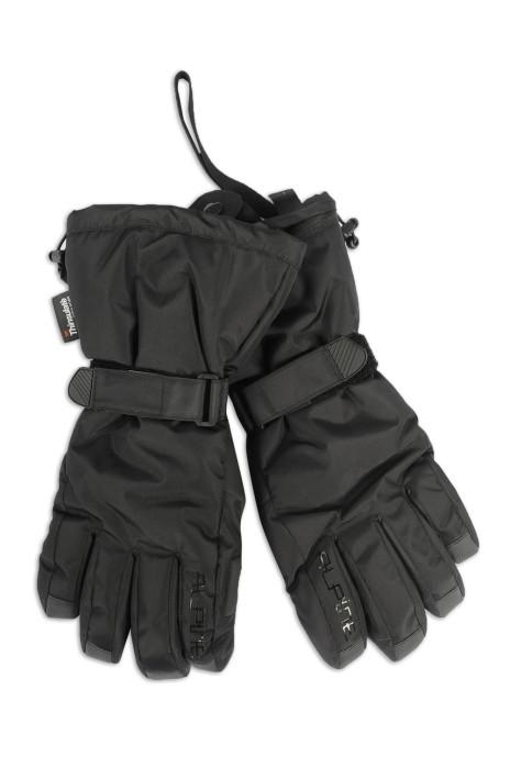 A220 設計冬季騎行手套 防水防寒手套 配飾製造商