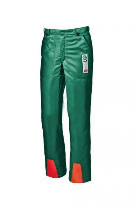ACT001  訂購防護長褲  製造切割防護工作服  電鋸專用   防撕裂 防切割褲製造商