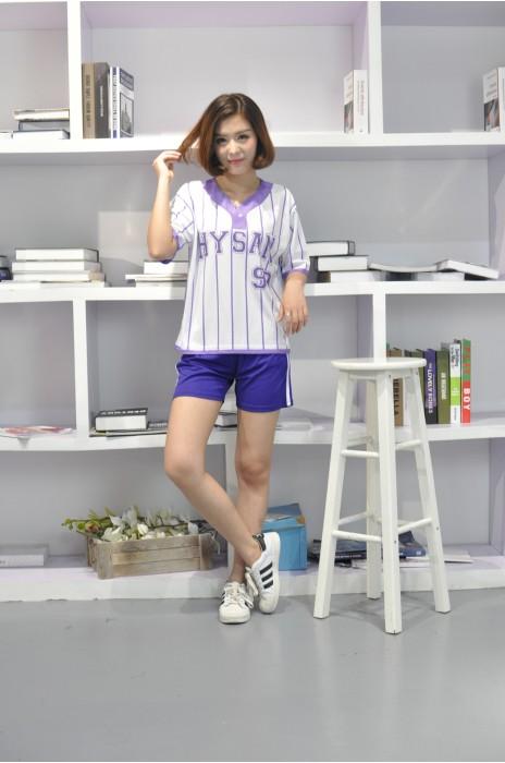 CH137 真人展示  模特試穿  個人設計啦啦隊服 訂製個性啦啦隊服 來樣訂造啦啦隊服 啦啦隊服供應商