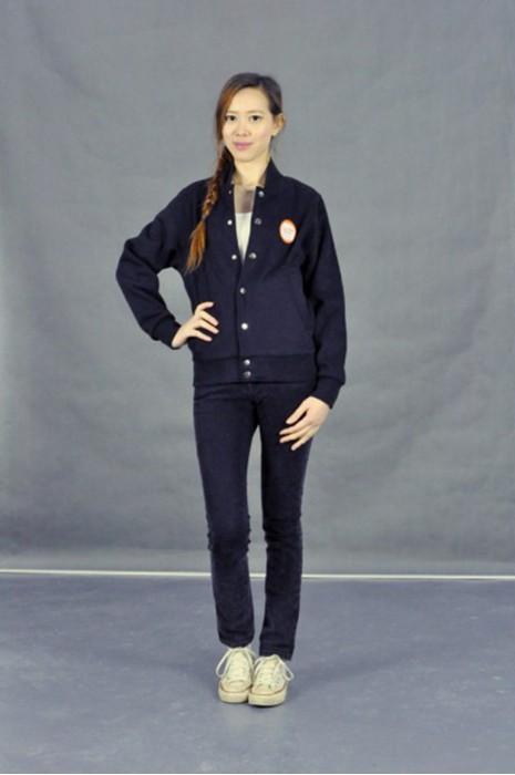 Z238 特別推薦棒球衛衣 模特試穿 真人模範  團體系列棒球衛衣 訂棒球衛衣 綿褸 印棒球衛衣 棒球衛衣供應商