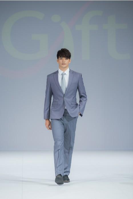 BS364  網上下單男西裝  模特示範 真人展示 來樣訂造男西裝  度身訂造男西裝 男西裝供應商