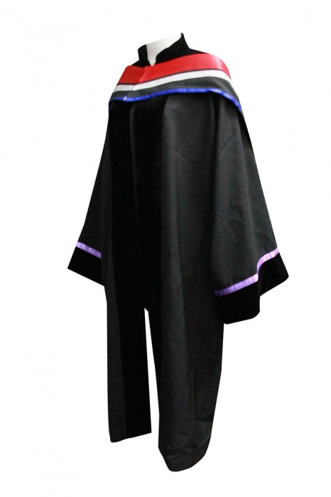 DA112 來樣訂造畢業袍 大量訂造畢業袍  理事袍   委員成員袍 訂造專業畢業袍  畢業袍製造商