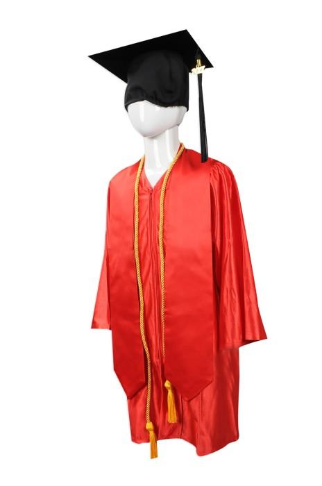 DA030 來樣訂做畢業袍 團體訂做畢業袍  院士袍  主席袍 自訂畢業袍製造商
