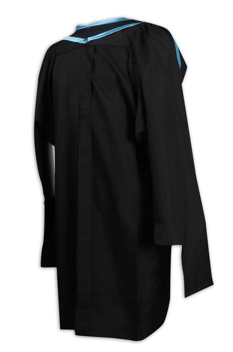 DA121 供應大學畢業禮服  設計博士服 學士服專門店