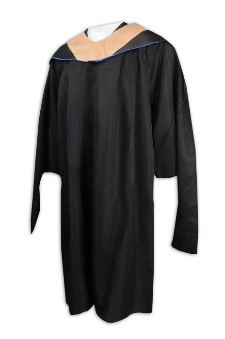 DA123 來樣訂做畢業袍  設計學士袍 博士袍 畢業袍專營