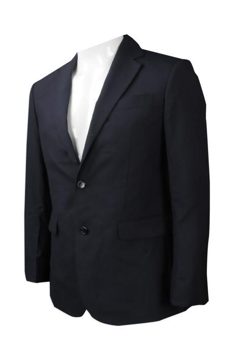 BS356 大量訂做西裝外套 網上下單西裝外套 香港 長江實業地產 西裝外套製造商