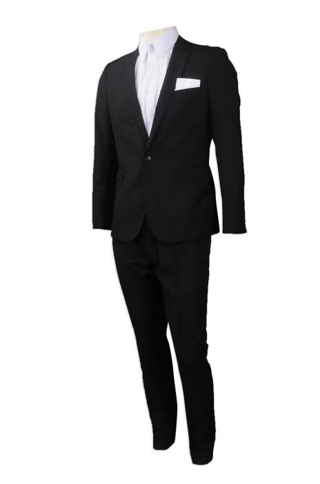 BS363 團體訂做西裝套裝 訂製手帕領結西裝套裝 樓面西裝 西裝套裝製作中心