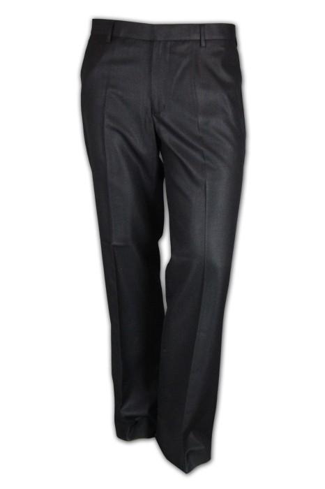 MT004 訂製上班西褲 光面西褲 亮面西褲 訂購團體銀行西褲  設計西褲供應商