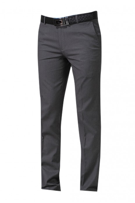 MT010 製造夏季細條紋男士西褲  設計修身商務西裝褲  休閒職業裝男西裝褲 男西褲製造商 時尚修身 緊身剪裁款