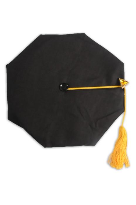 GGC015 製作博士畢業帽 八角帽 多角帽 碩士帽 畢業帽製衣廠