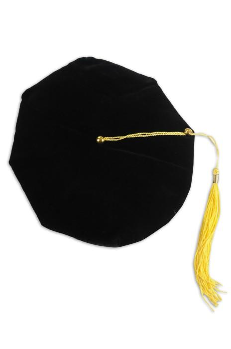 GGC018 訂做博士畢業帽 八角帽 絲絨帽 畢業帽供應商