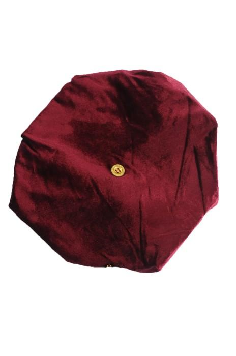 GGC019 設計博士畢業帽多角帽 絲絨帽 畢業帽製造商