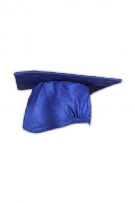 GGC01 藍色四方帽 藍色學士帽 四方帽配披肩 四方帽顏色選擇