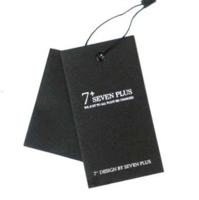 HT017 自製黑卡吊牌款式   訂造燙金吊牌款式  燙金 燙銀  成衣吊牌 服裝吊牌 商標吊牌 製作服裝吊牌款式   吊牌製造商