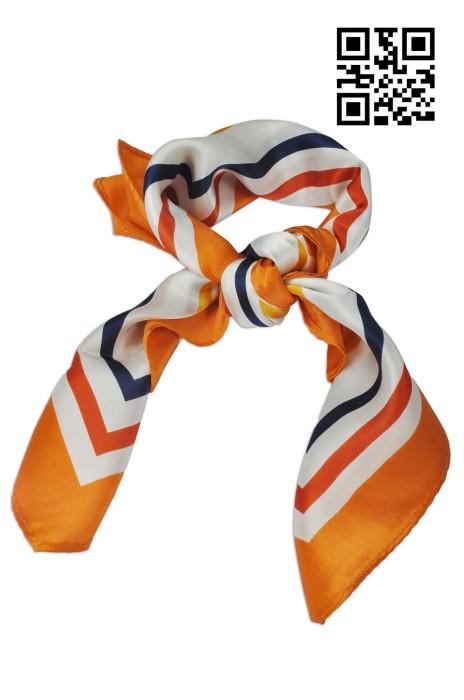 SF-018設計真絲絲巾款式    訂做LOGO絲巾款式    製作時尚絲巾款式   絲巾工廠