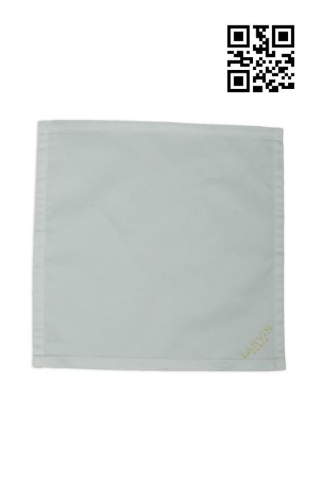 SF022  來樣製作領巾款式    設計繡花LOGO領巾款式   澳門  萬豪JW   自訂女士領巾款式   領巾生產商