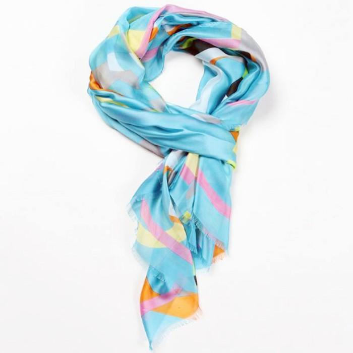 SF028 製作真絲絲巾款式   大方巾   真絲絲巾   絲巾專門店