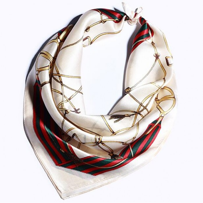 SF029 設計職業絲巾款式  真絲絲巾  小方巾  絲巾生產商