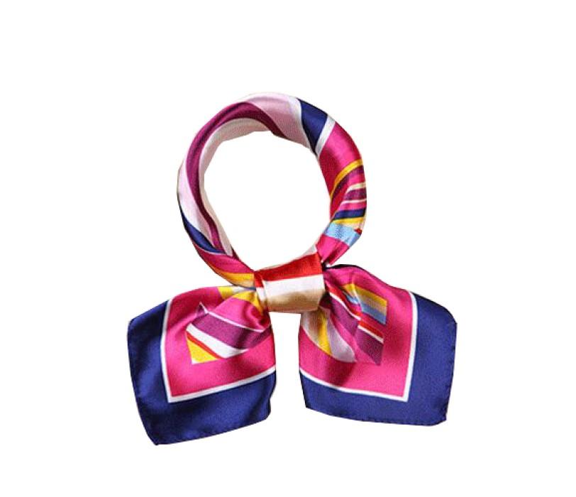 SF030 自製絲巾款式   真絲絲巾   絲巾製衣廠