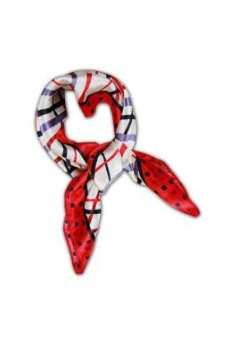 SF-0013 大量訂造民族風圍巾  訂製紡絲絲巾  男士圍巾款式  圍巾製造廠
