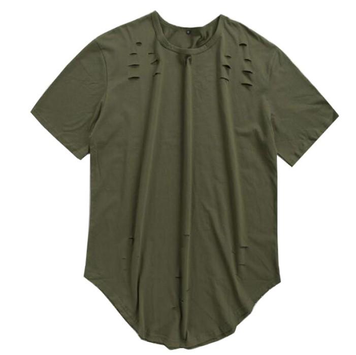 SKHS001 製作個性破洞T恤款式   自訂寬鬆破洞T恤款式  乞丐服  破洞T恤   訂造破洞T恤款式  破洞T恤專營