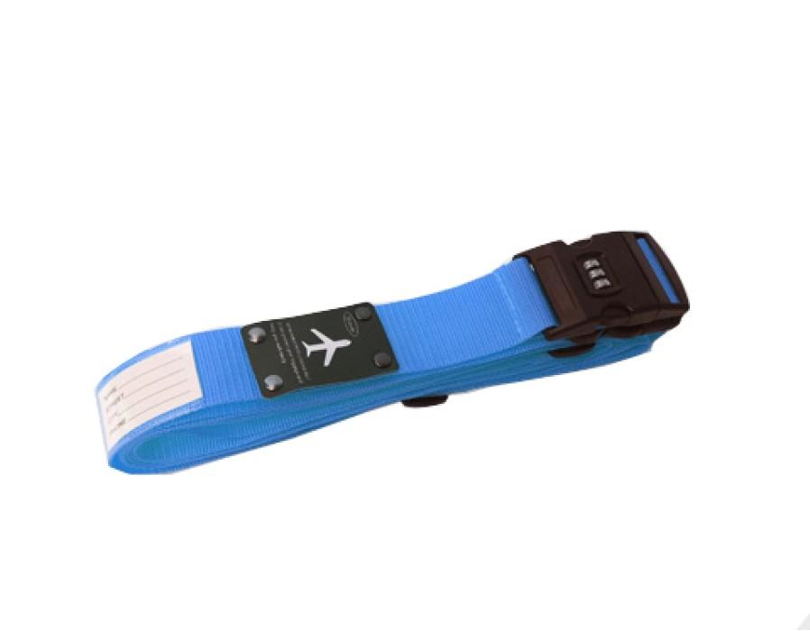 SKTS003 自製旅行箱綁帶旅行帶款式   訂做十字綁旅行帶款式   旅行箱綁帶  行李帶  製造密碼鎖旅行帶  旅行中心