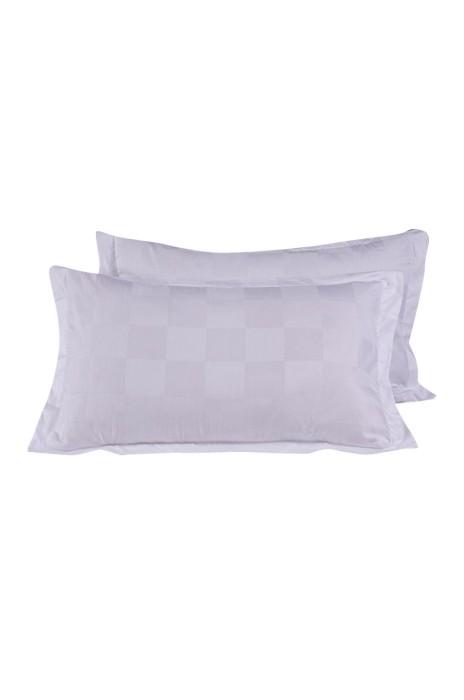 SKBD011 酒店枕套 賓館九方格枕套 床上用品 網上下單酒店布草枕套   55*85cm