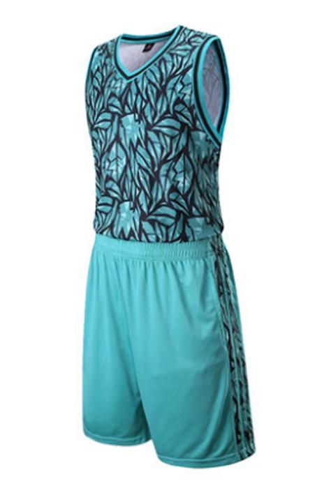 SKWTV038 訂製迷彩籃球衫 吸濕排汗比賽隊衫 波衫生產商