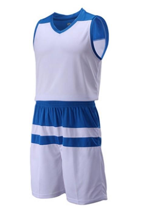 SKWTV044 訂製籃球訓練隊衫 吸汗透氣 波衫專門店