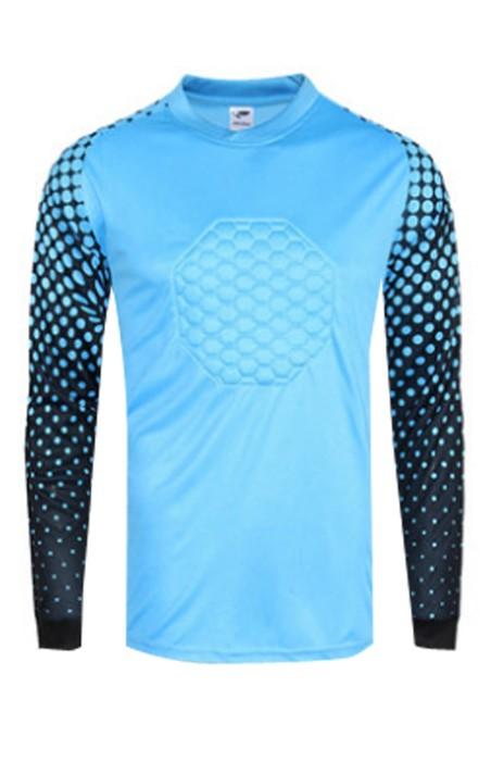 SKWTV052 設計羅紋V領足球訓練衫 龍門衫 波衫供應商